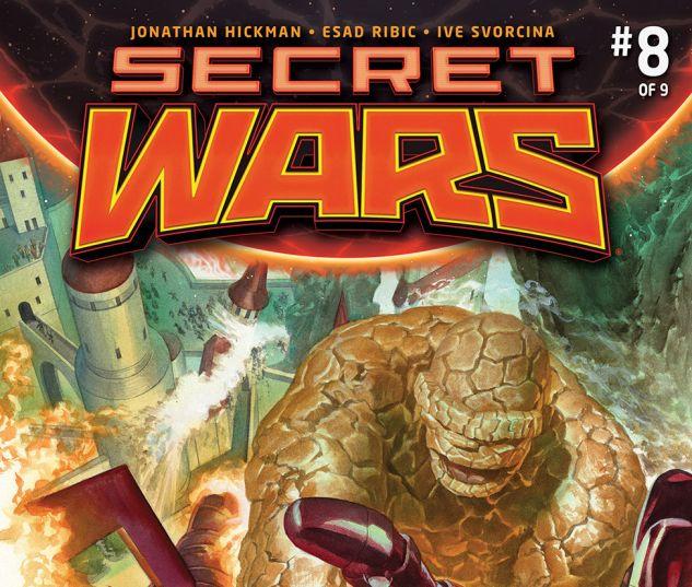 Secret Wars (2015) #8