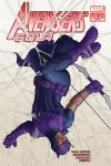 Avengers: Solo (2011) #2 Cover