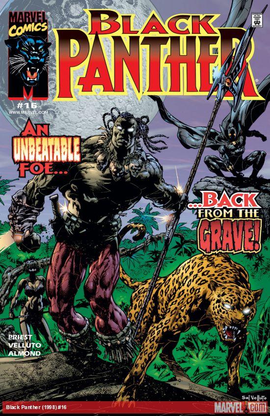 Black Panther (1998) #16