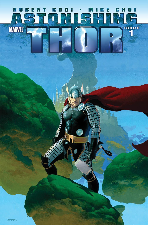 Astonishing Thor (2010) #1