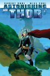 ASTONISHING THOR (2010) #1 Cover