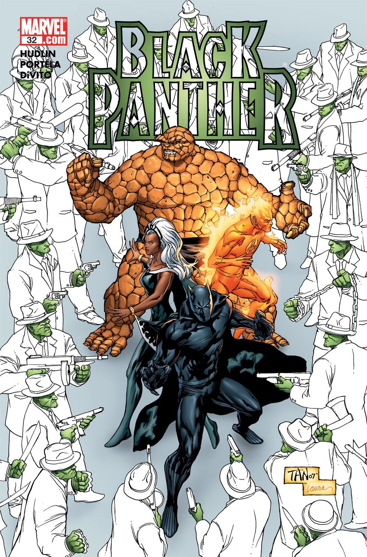 Black Panther (2005) #32