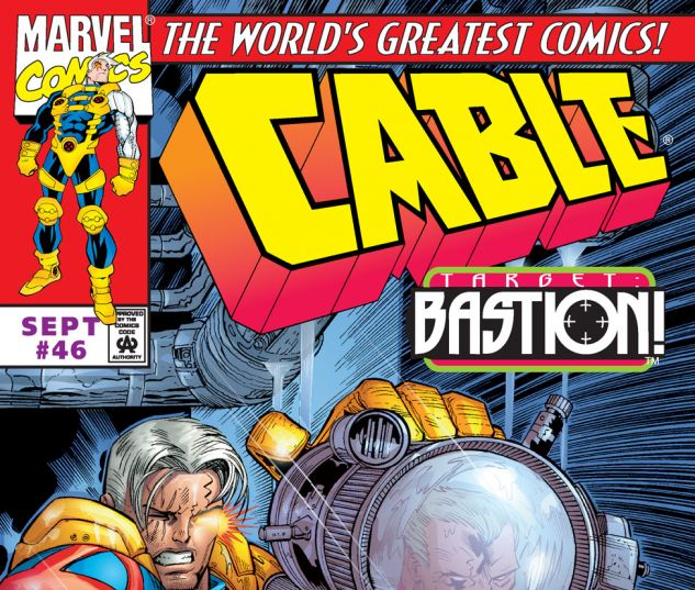 CABLE (1993) #46 Cover