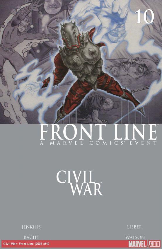 Civil War: Front Line (2006) #10