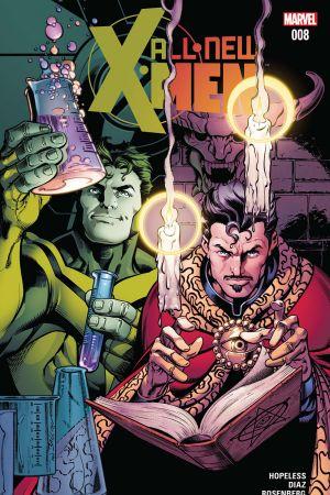 All-New X-Men (2015) #8