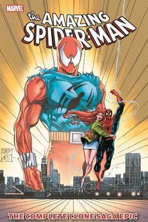 Spider-Man: The Complete Clone Saga Epic Book 5 (Trade Paperback)