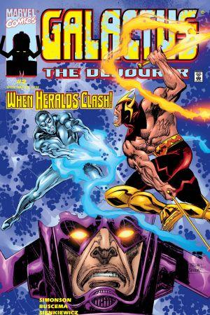 Galactus the Devourer (1999) #2