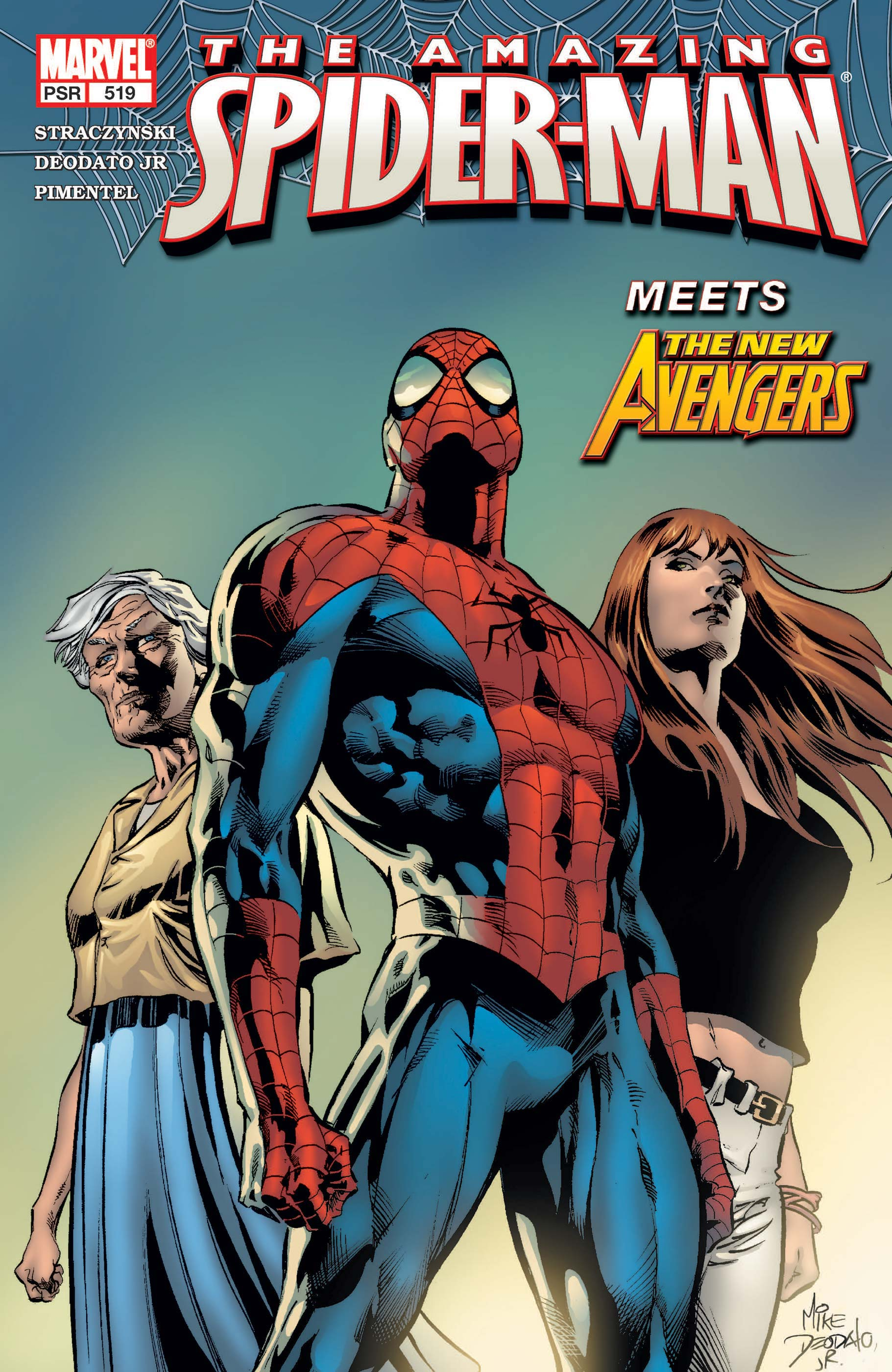 Amazing Spider-Man (1999) #519