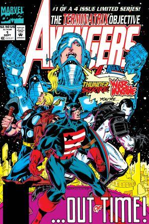 Avengers: The Terminatrix Objective (1993)
