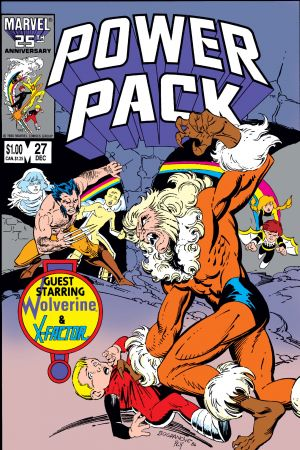 Power Pack (1984) #27