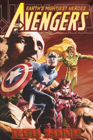 Avengers Vol. 2: Red Zone (Trade Paperback)