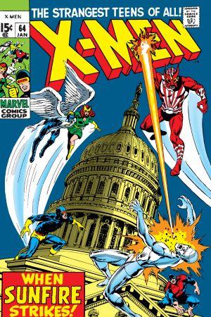 Uncanny X-Men (1963) #64