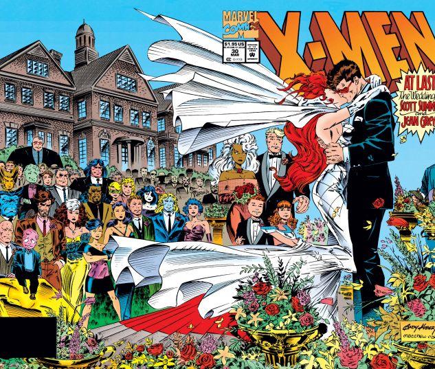 X-Men (1991) #30
