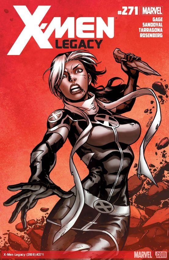 X-Men Legacy (2008) #271