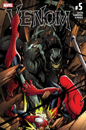 Venom (2016) #5