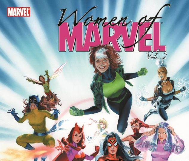 WOMEN OF MARVEL VOL. 2 0 cover