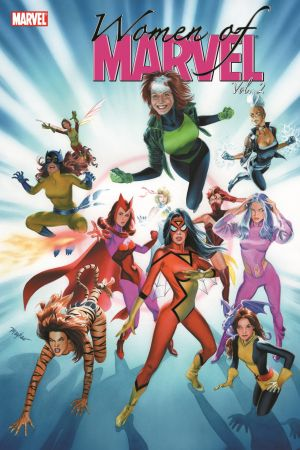 Women of Marvel Vol. 2 (Trade Paperback)