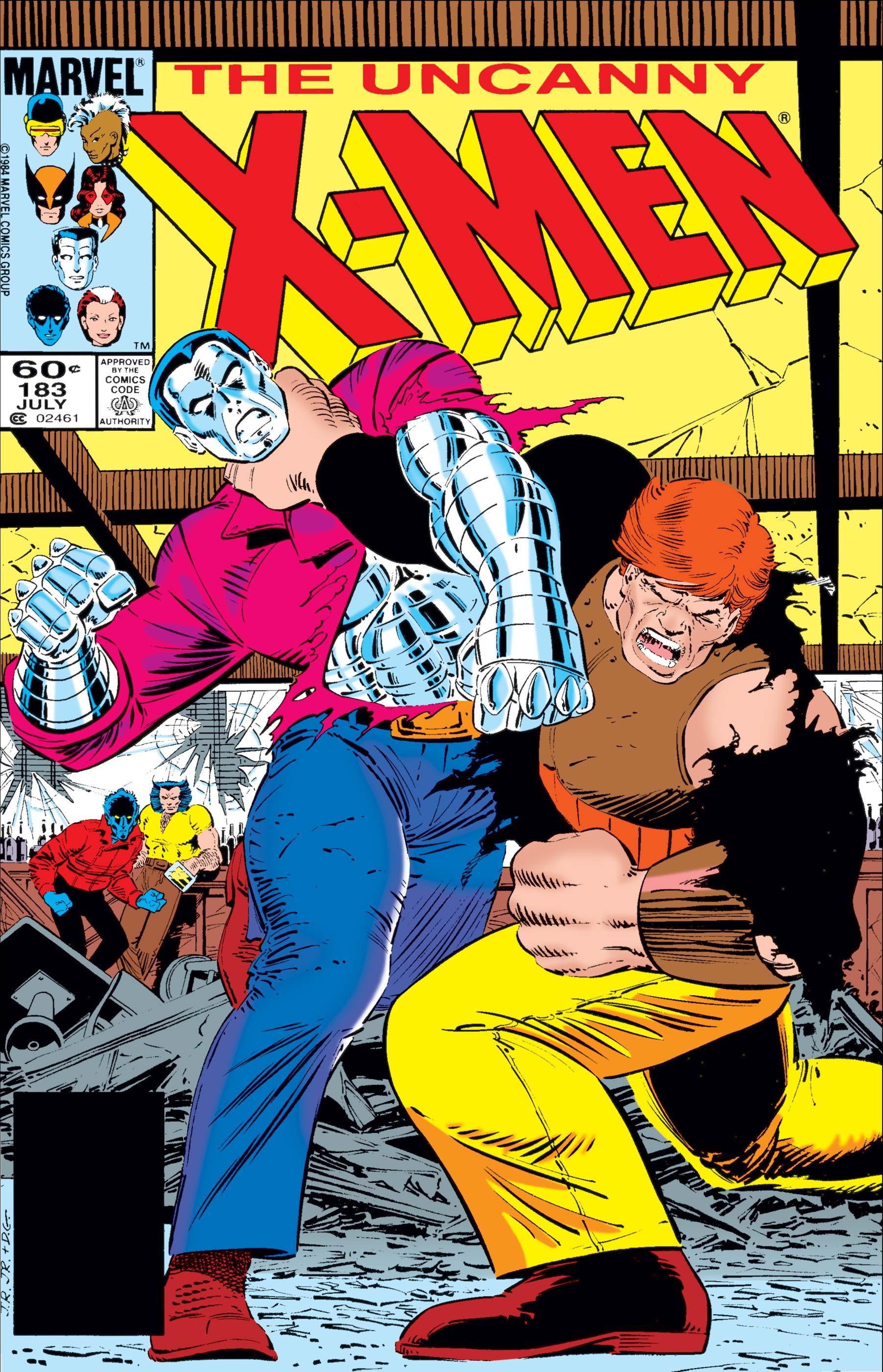 Uncanny X-Men (1963) #183