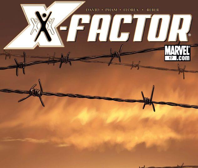 X-FACTOR (2005) #17