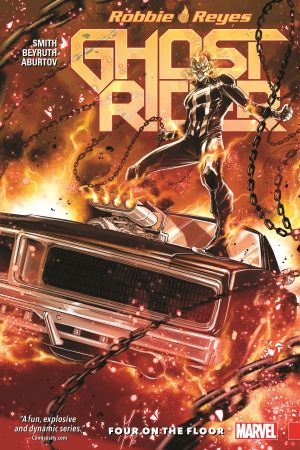 Ghost Rider: Four on the Floor (Trade Paperback)