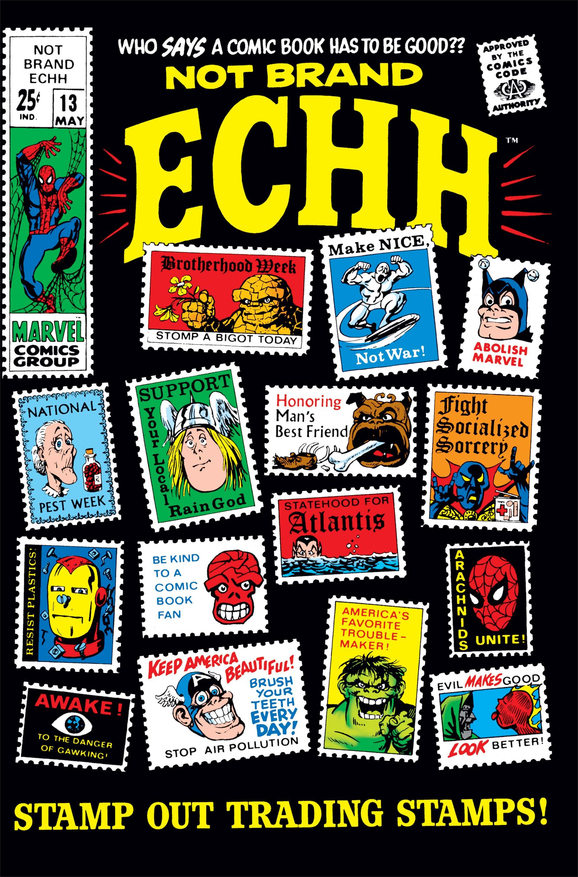 Not Brand Echh (1967) #1
