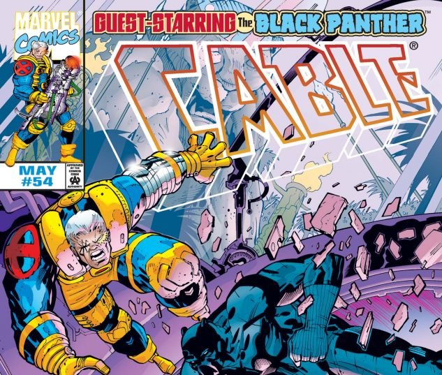 Cover for CABLE 54