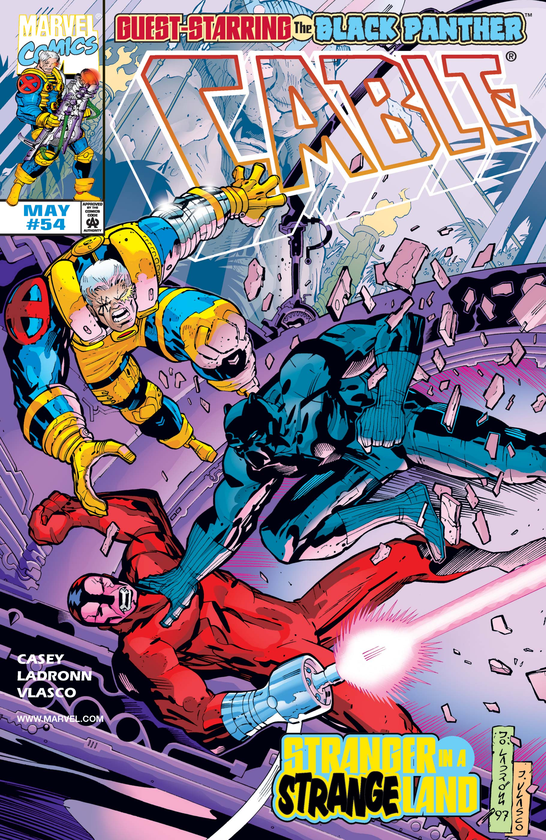 Cable (1993) #54