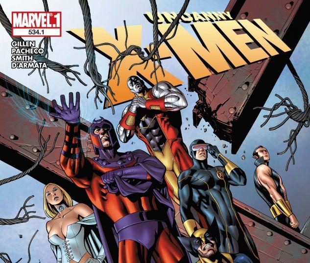 UNCANNY X-MEN (1963) #534.1