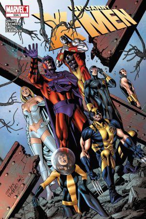 Uncanny X-Men #534.1
