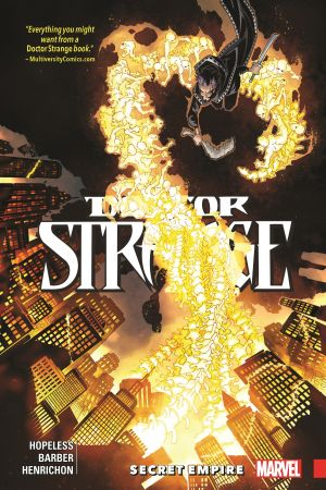 Doctor Strange Vol. 5: Secret Empire (Trade Paperback)