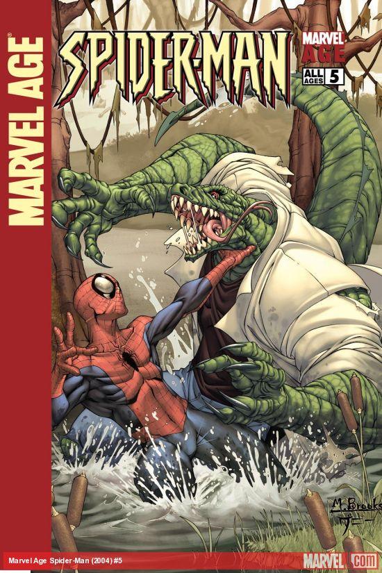 Marvel Age Spider-Man (2004) #5