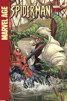 Marvel Age Spider-Man #5