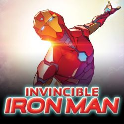 Invincible Iron Man (2016)