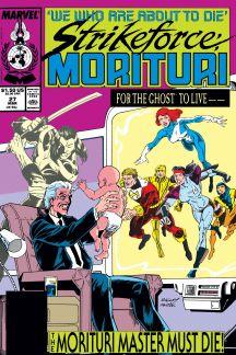 Strikeforce: Morituri #27