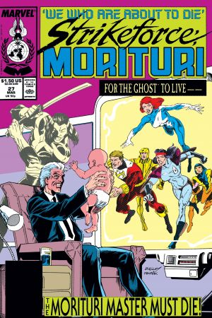 Strikeforce: Morituri #27
