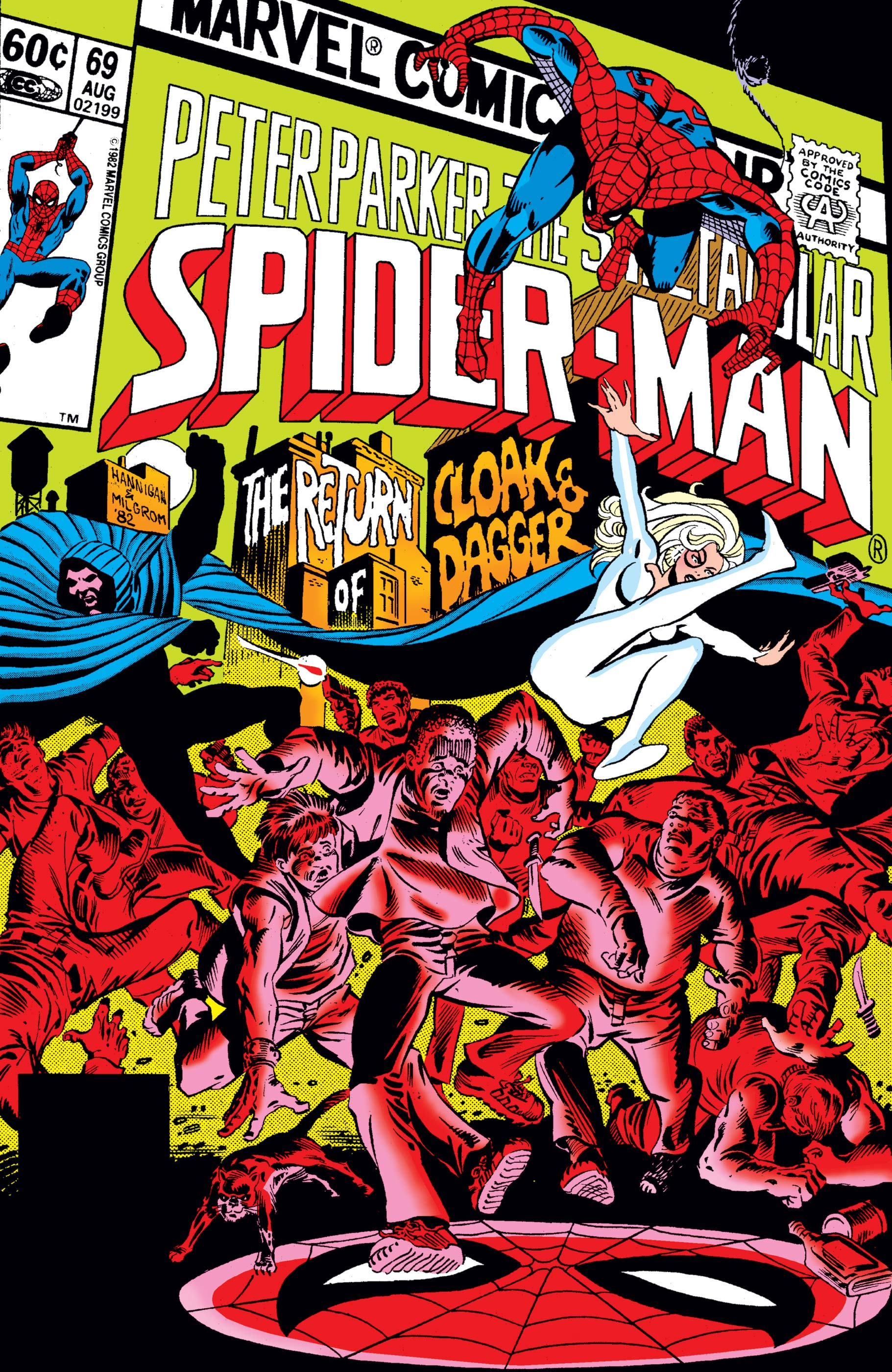 Peter Parker, the Spectacular Spider-Man (1976) #69
