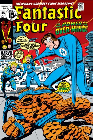 Fantastic Four #115
