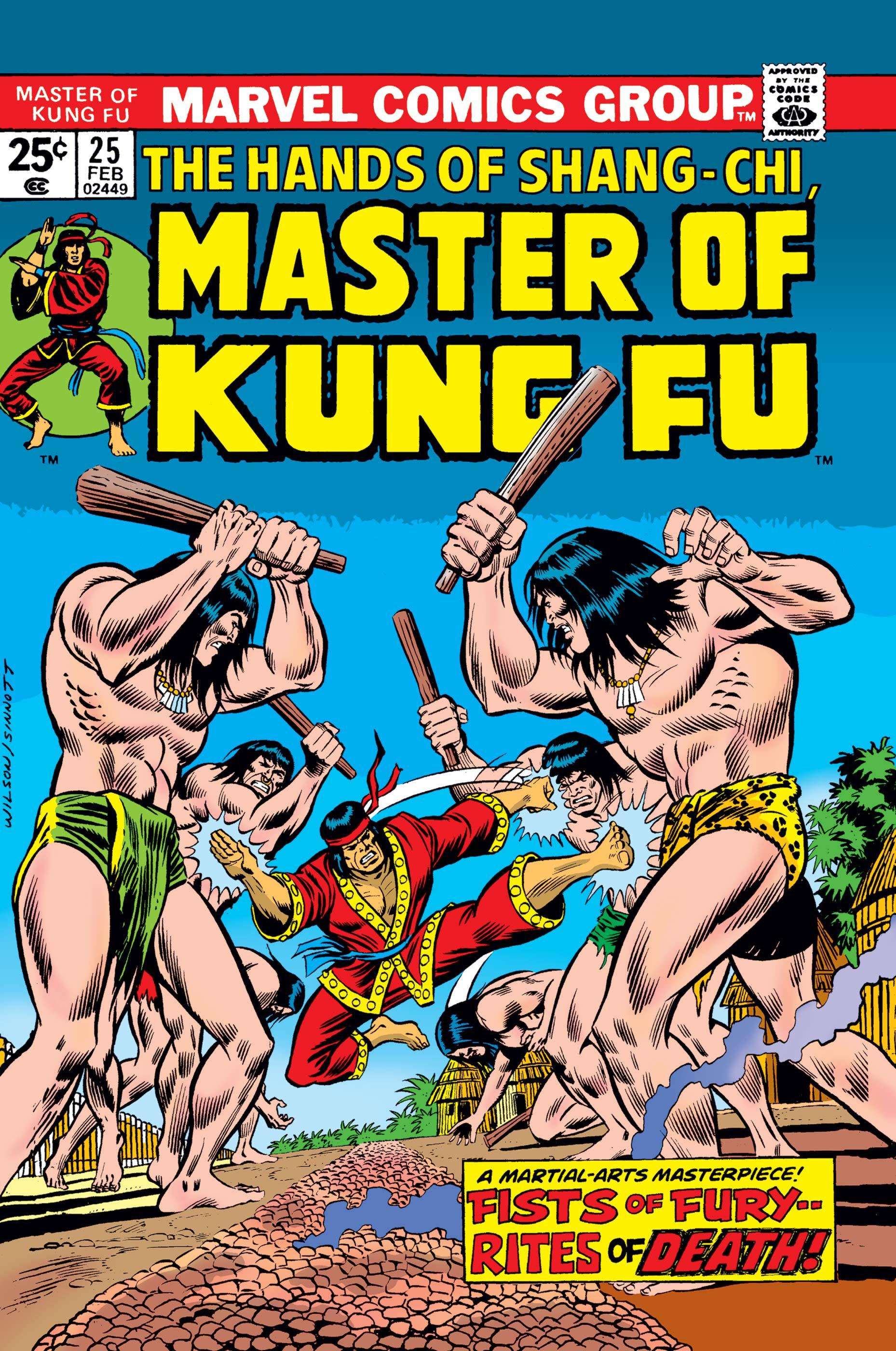 Master of Kung Fu (1974) #25