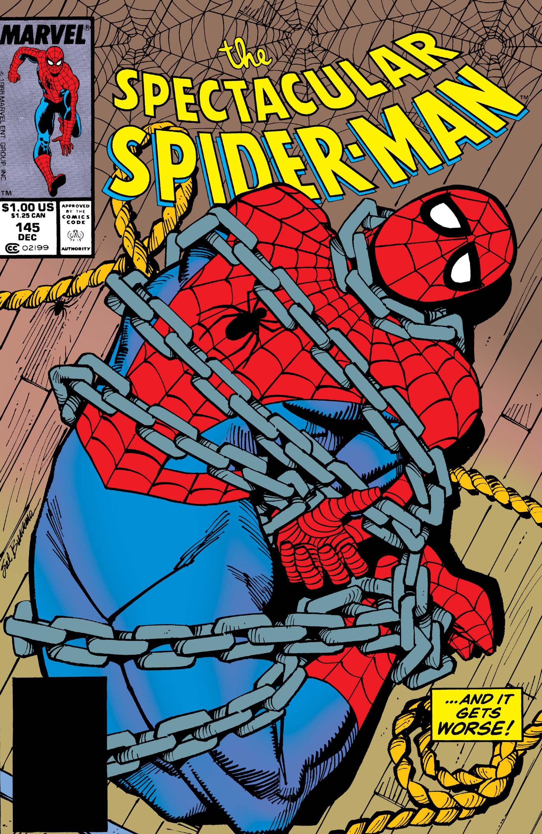 Peter Parker, the Spectacular Spider-Man (1976) #145