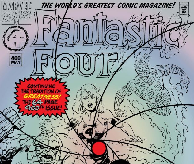 Fantastic Four (1961) #400