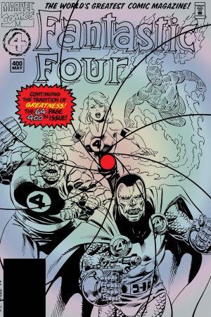 Fantastic Four #400