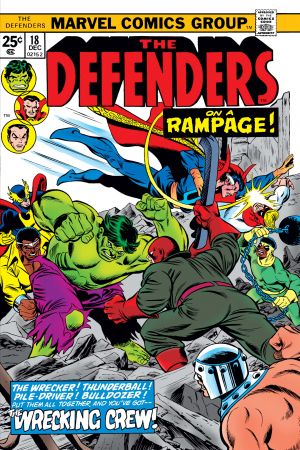 Defenders (1972) #18