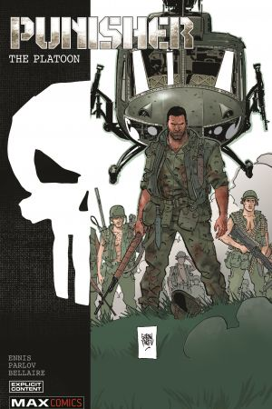 Punisher: The Platoon (Trade Paperback)