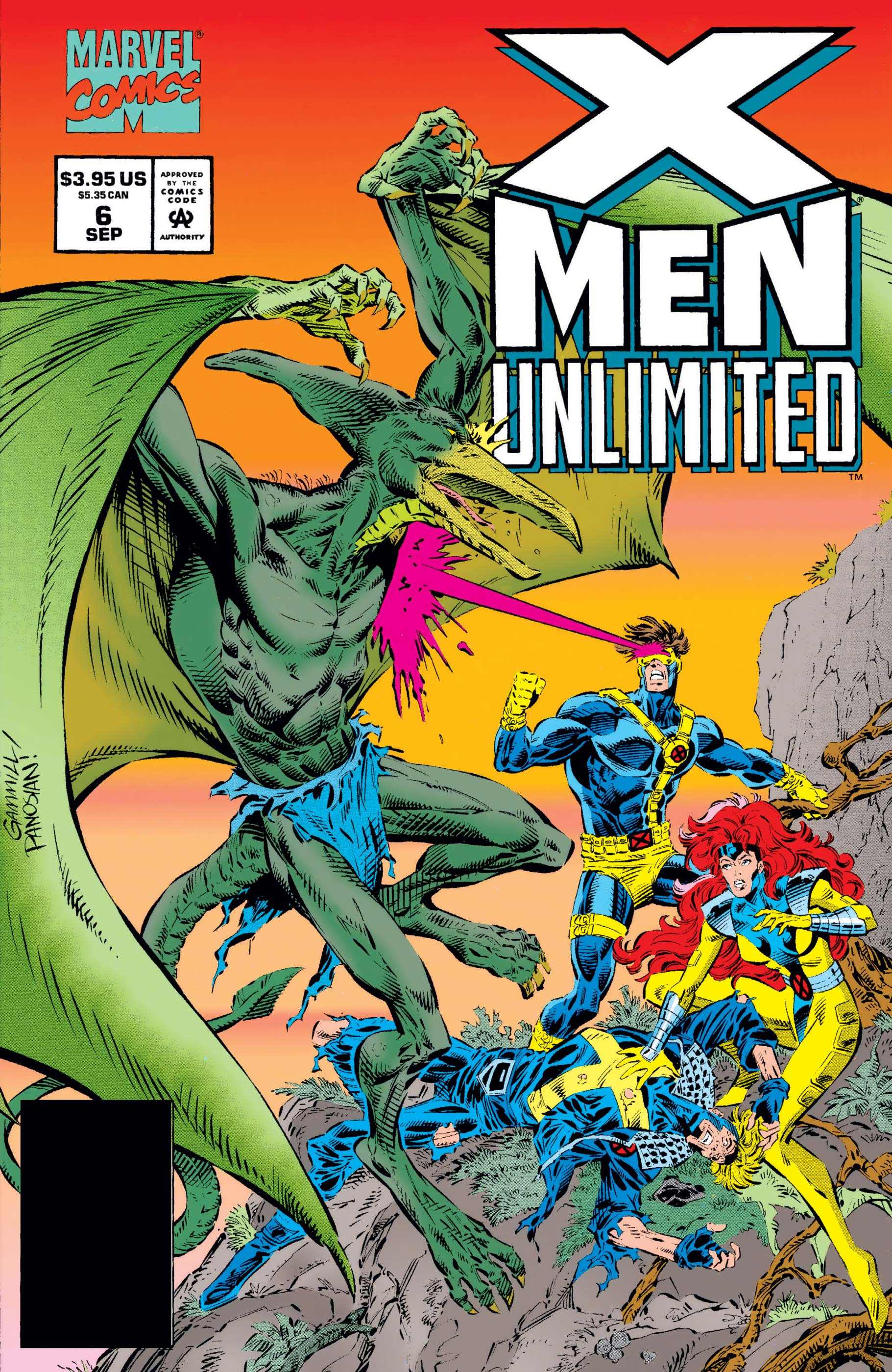 X-Men Unlimited (1993) #6