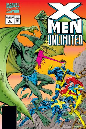 X-Men Unlimited #6