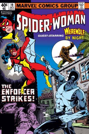 Spider-Woman (1978) #19