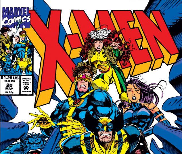 X-MEN (1991) #20