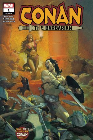 Conan the Barbarian (2019) #1