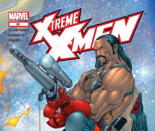 X-TREME X-MEN (2001) #20