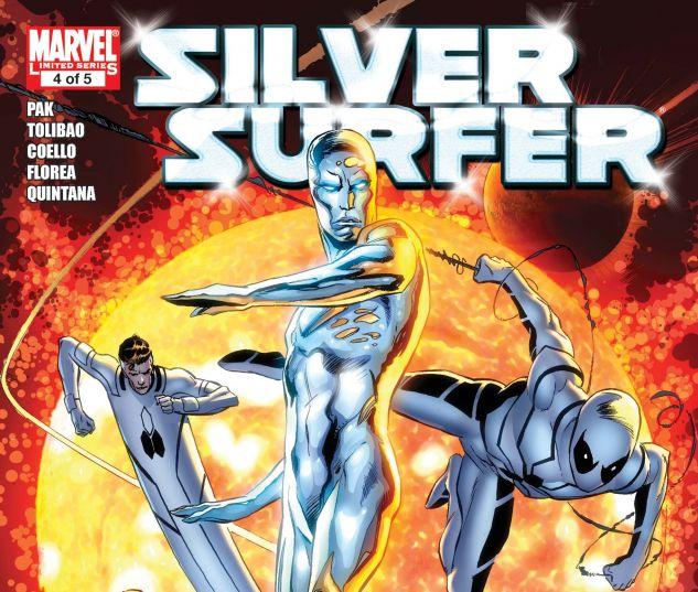 SILVER SURFER (2010) #4